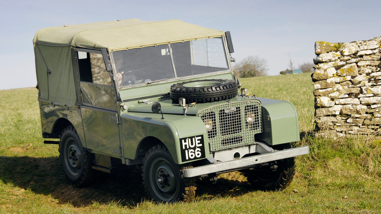 70 Jahre Land Rover