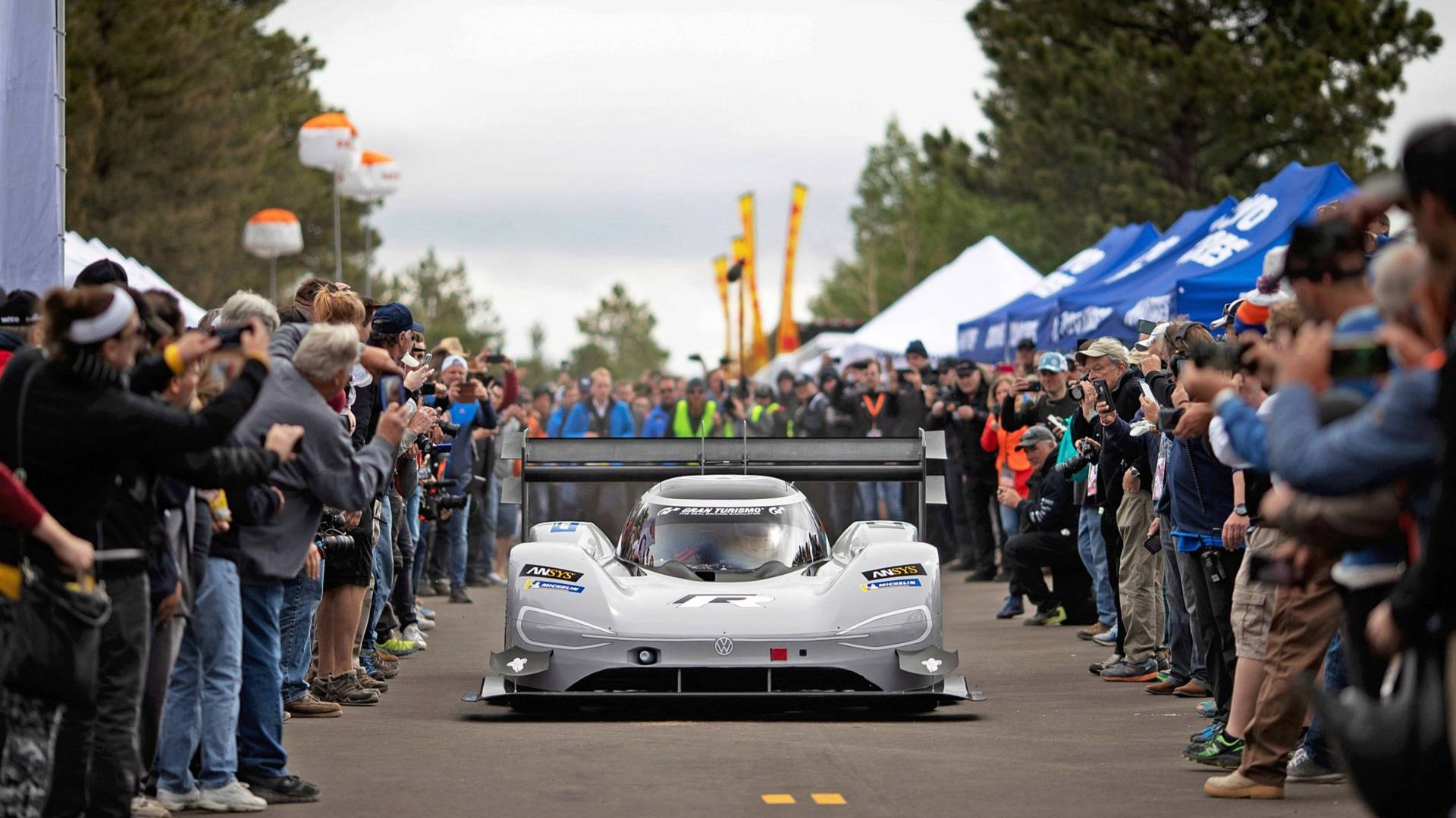 VW I.D. R Pikes Peak Racer Will Seek Goodwood EV Record