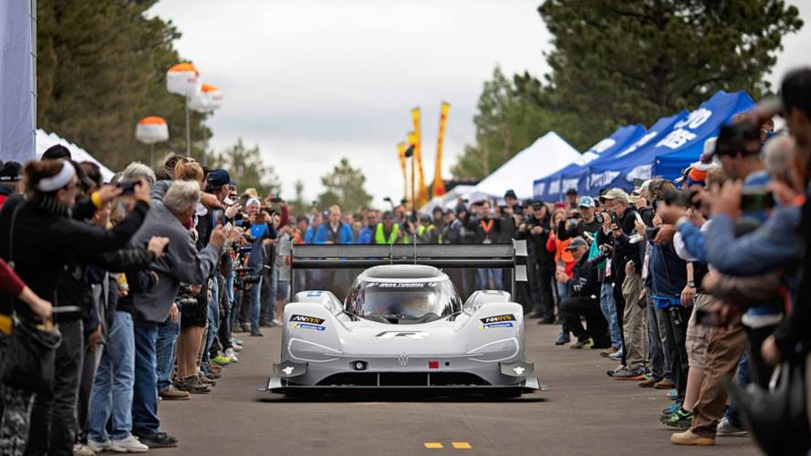 Volkswagen I.D. R - Et maintenant, un record à Goodwood ?
