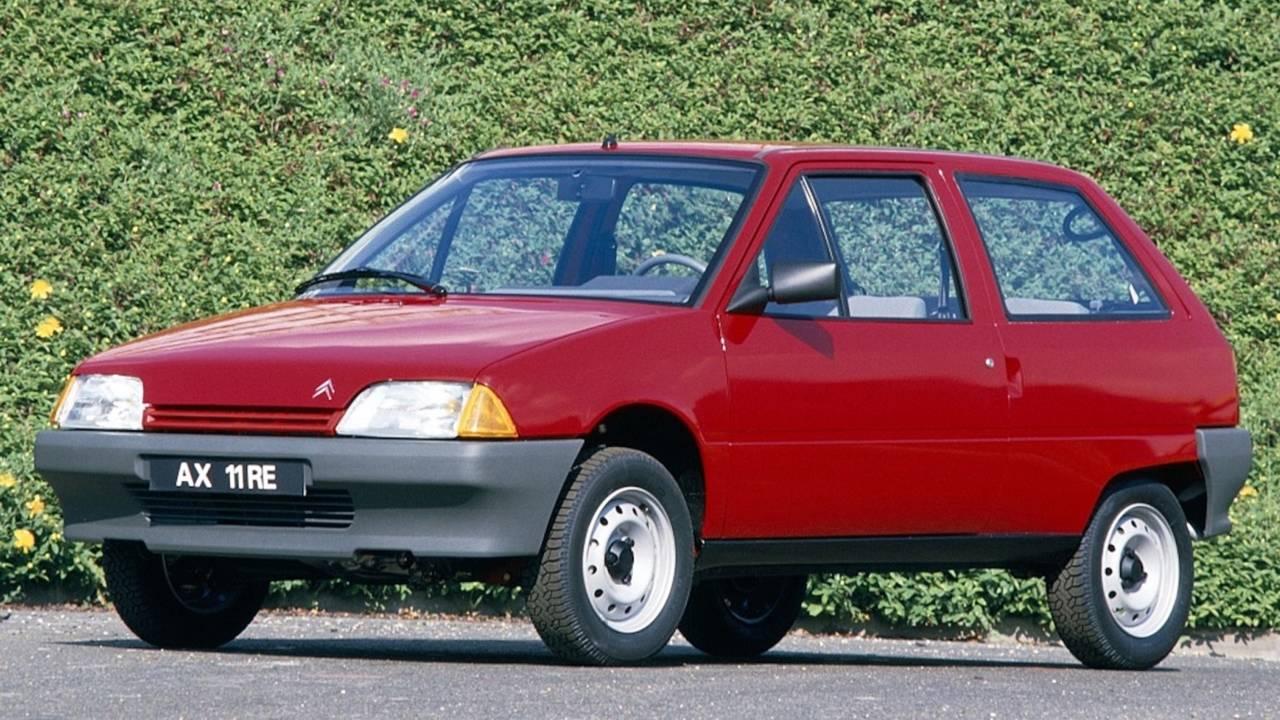 1988 - Citroën AX