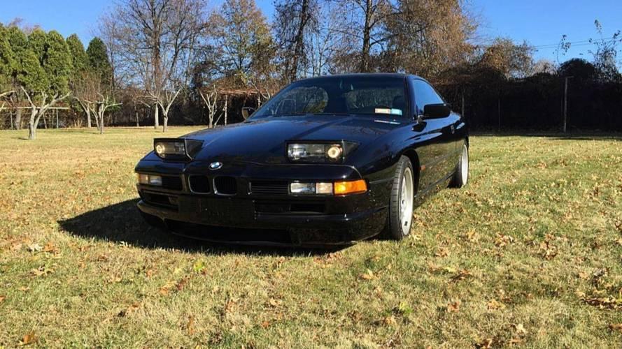 Satıştaki BMW 8 Serisi ile 90'lara yolculuğa hazırlanın