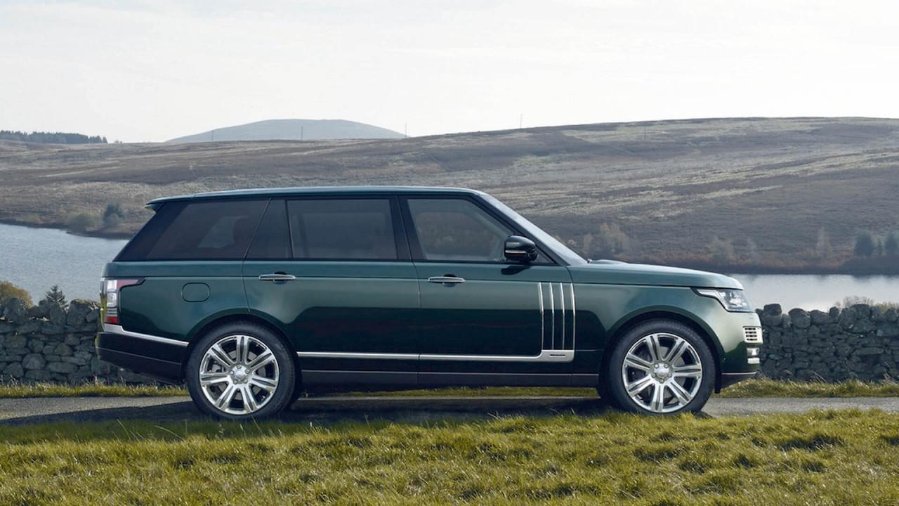 Holland&Holland Range Rover – 244.500 US-Dollar (ca. 204.000 Euro)