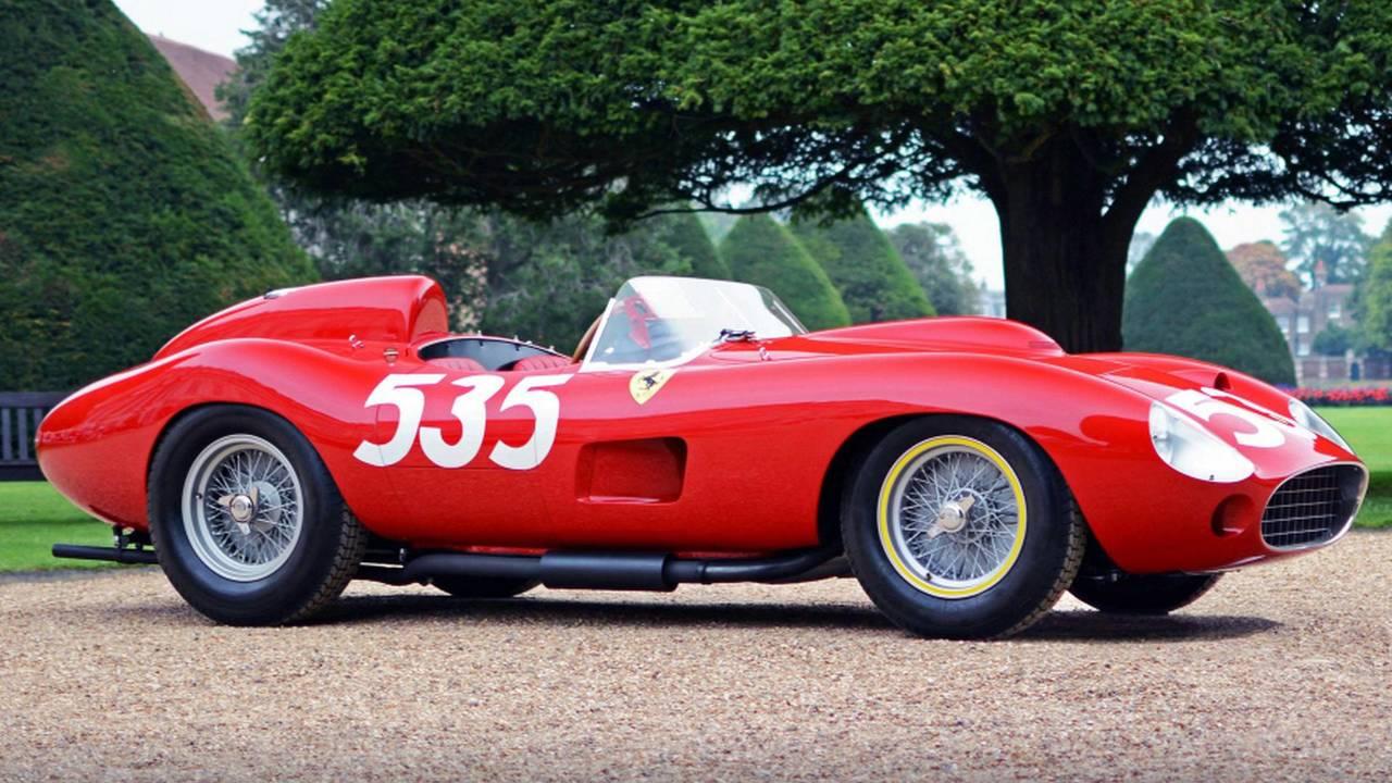 Ferrari 315 S Spyder Scaglietti