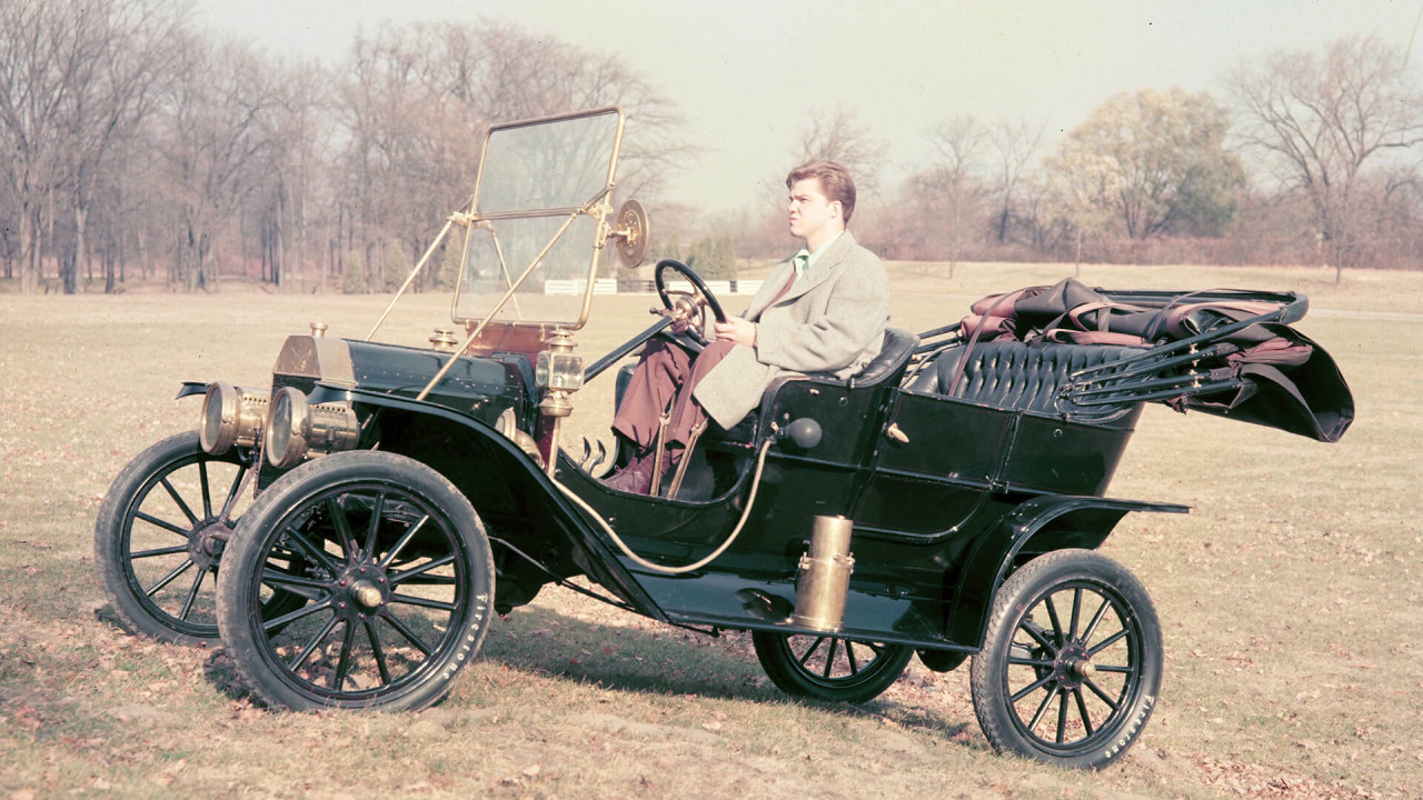 "Ford Model T: ""Tin Lizzie""/Blechliesel"""