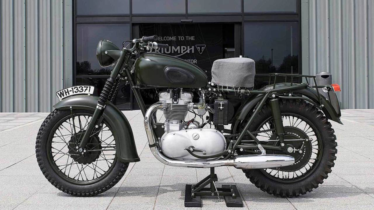 Original The Great Escape Bike Displayed in UK