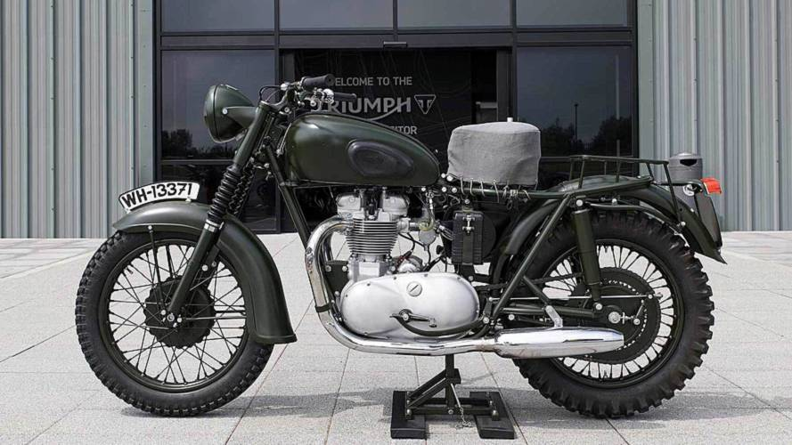 Original The Great Escape Bike Displayed in UK