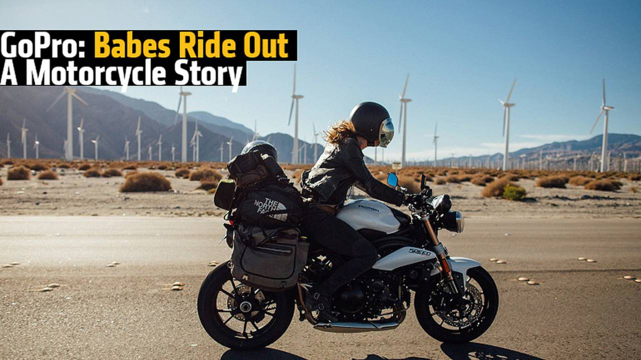 GoPro Presents: Babes Ride Out - A Motorcycle Story