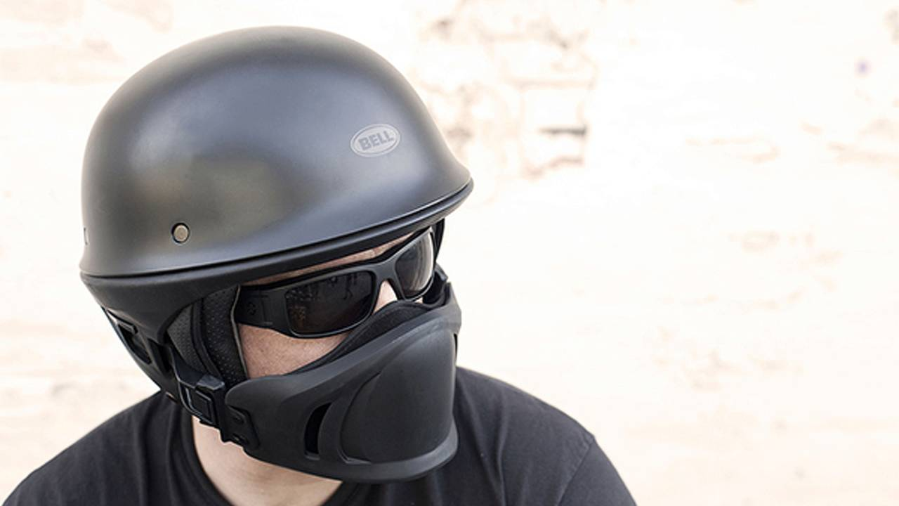 Bell Rogue: the most badass motorcycle helmet out there