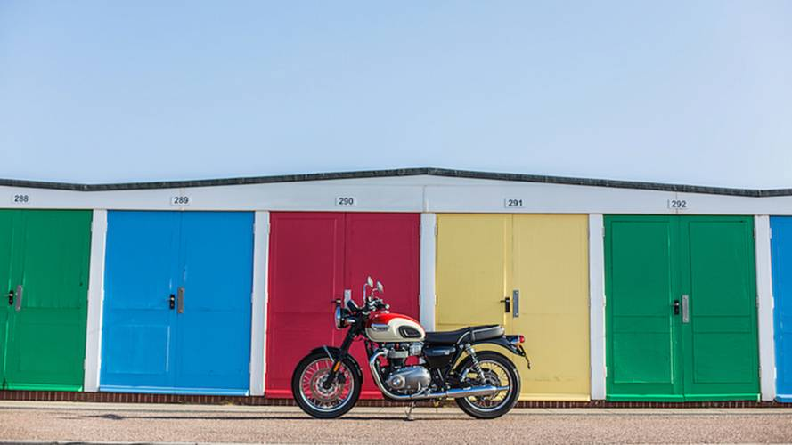 Better Than Ever: Triumph Bonneville T100