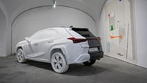 Lexus UX Art Space