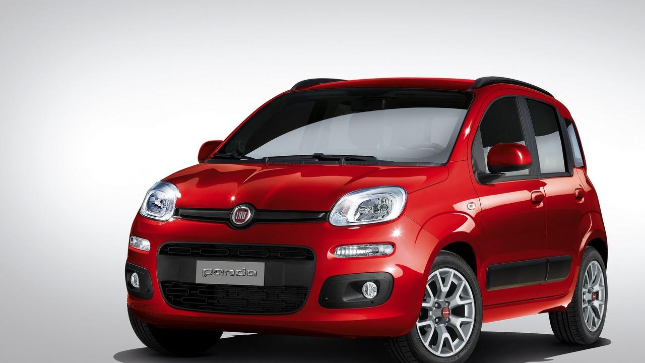 001 Fiat Panda