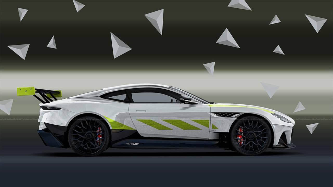 Aston Martin DBS Superleggera AMR Pro