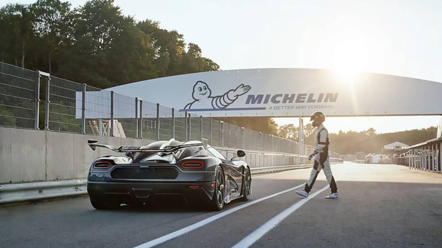 Mindössze 125 példány készül a Koenigsegg Agera utódjából