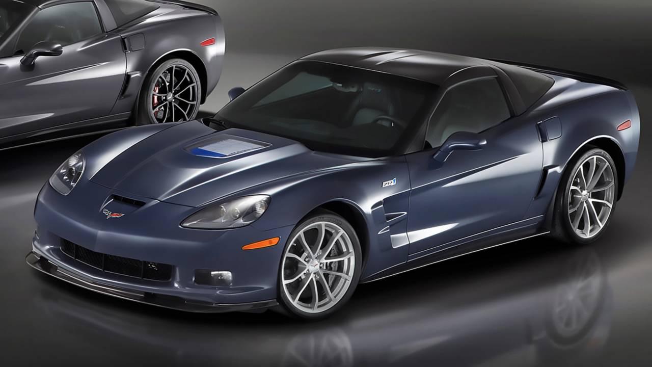 3. 7:19.63 – 2012 Corvette ZR1