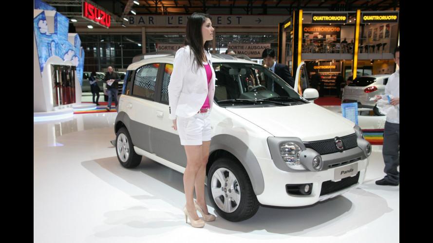 Buon compleanno Fiat Panda