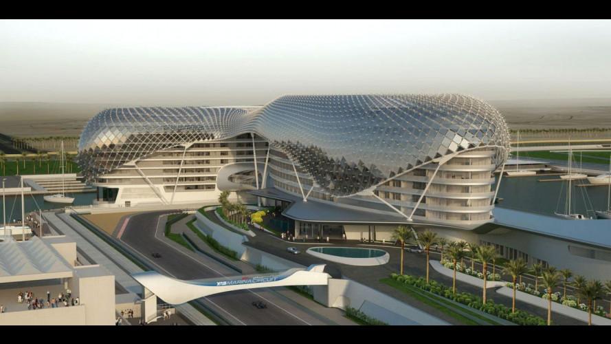 F1: il GP del futuro è ad Abu Dhabi