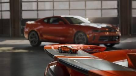 Camaro Hot Wheels - Un vrai jouet pour adultes