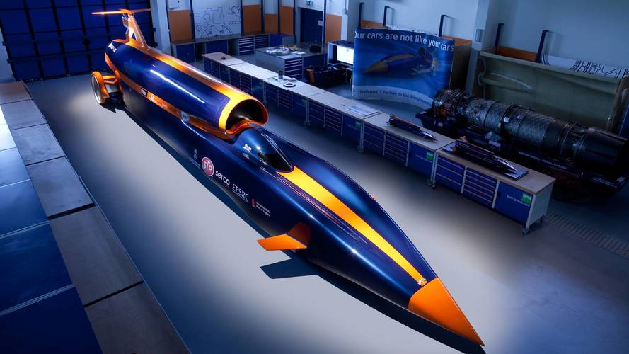 Bloodhound LSR Faces Cancellation Again Over Lack Of Funding