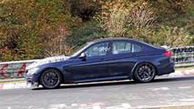 BMW M3 CS Nurburgring Spy Photos