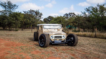 Toyota FJ40 Land Cruiser Hot Rod