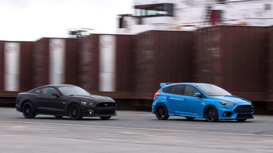 Ford Go Faster, o cómo ser especialista de cine por un día
