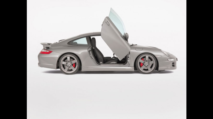 Porsche 997 Gullwing