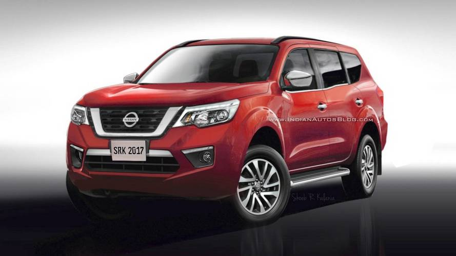 Nissan Paladin Render Previews The Upcoming Navara SUV