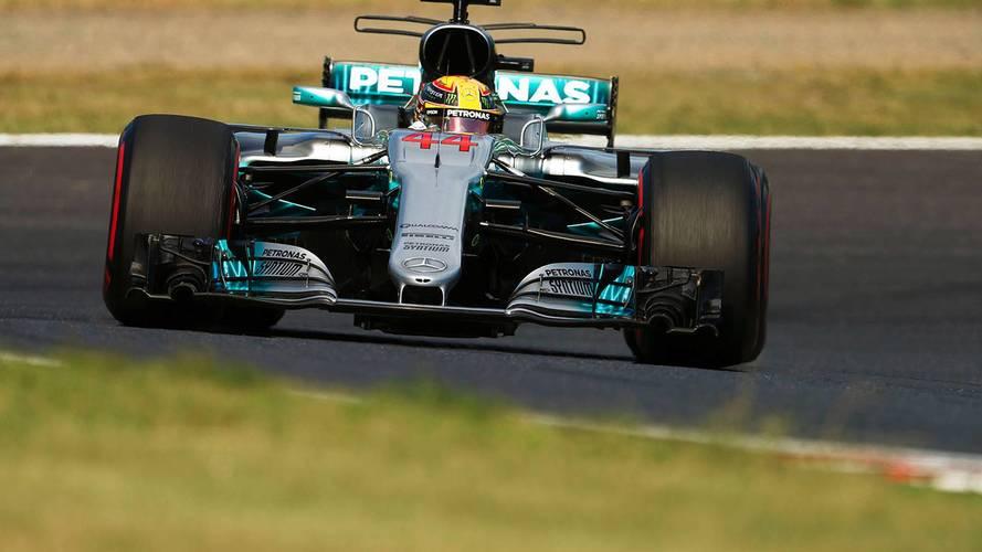 Formule 1 - Hamilton s'impose au Japon, Vettel K.O.