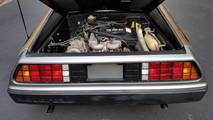 Altın Kaplama DeLorean eBay