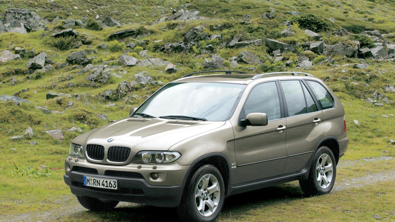 2003-2007 BMW X5 3.0i