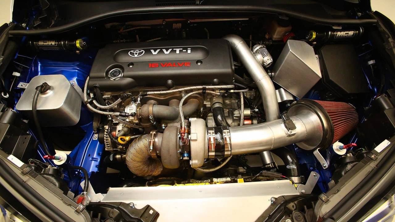 2018 Toyota C-HR R-Tuned