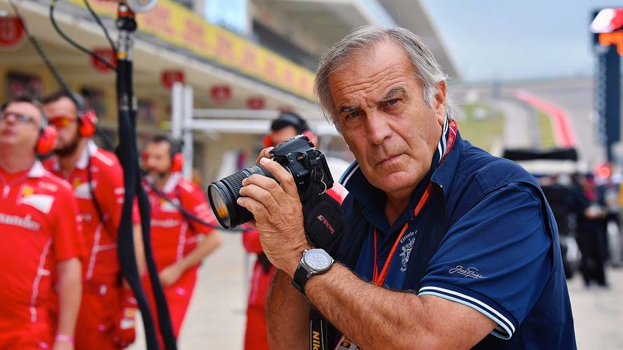 Giorgio Piola Launches F1-Inspired Watch Collection As Motorsport.tv Debuts New Documentary On Design Legend
