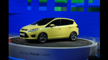 Ford C-Max ibrida e ibrida plug-in nel 2013