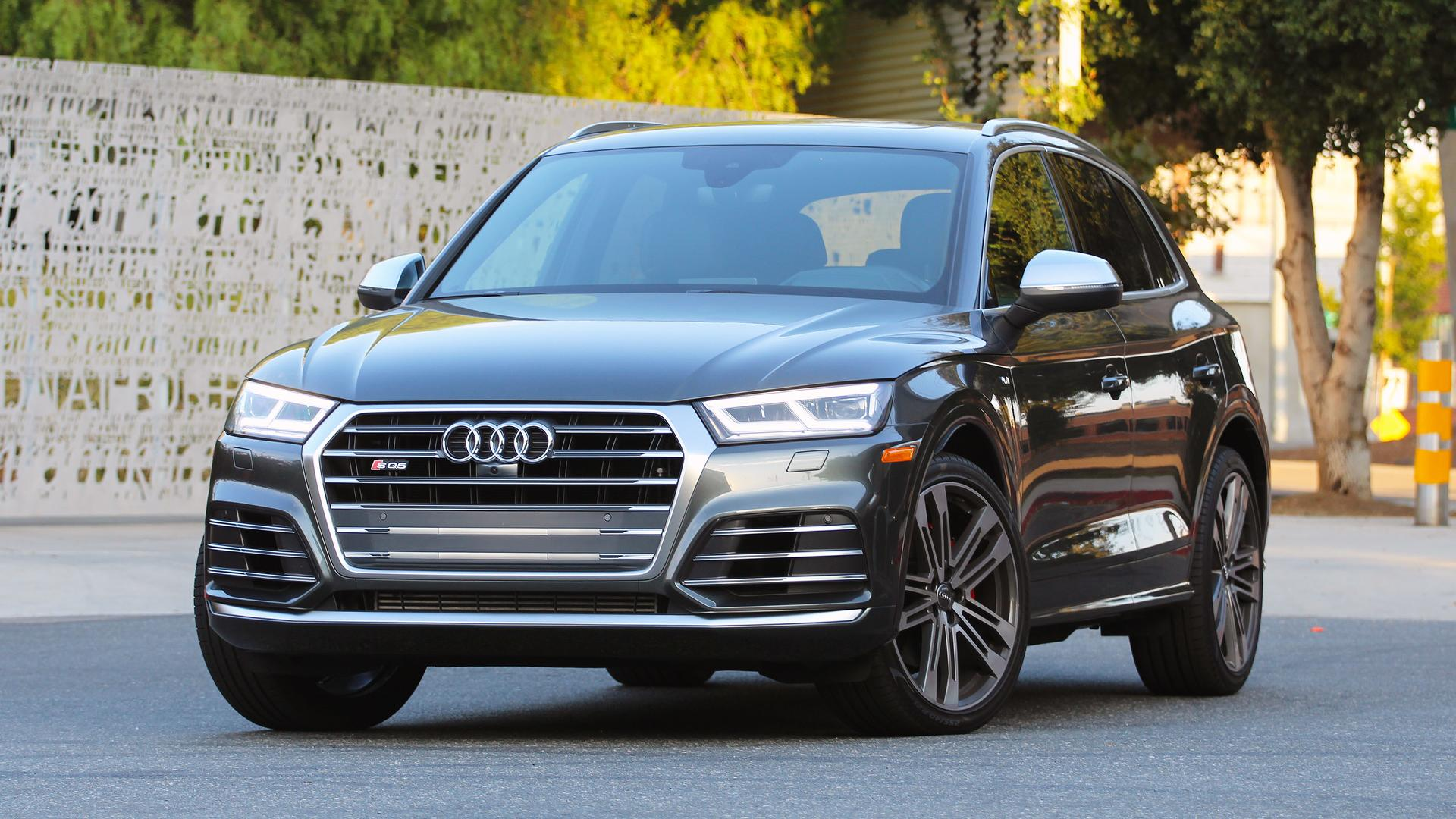 2018 Audi SQ5 Review: 'S' Is For...?