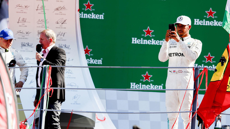 """Villain"" Hamilton Booed By Ferrari Fans At Monza"