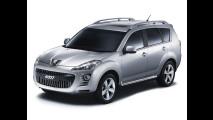 La Peugeot 4007 è ufficiale