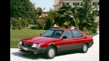 Alfa Romeo 164 - progetto ''Tipo 4''