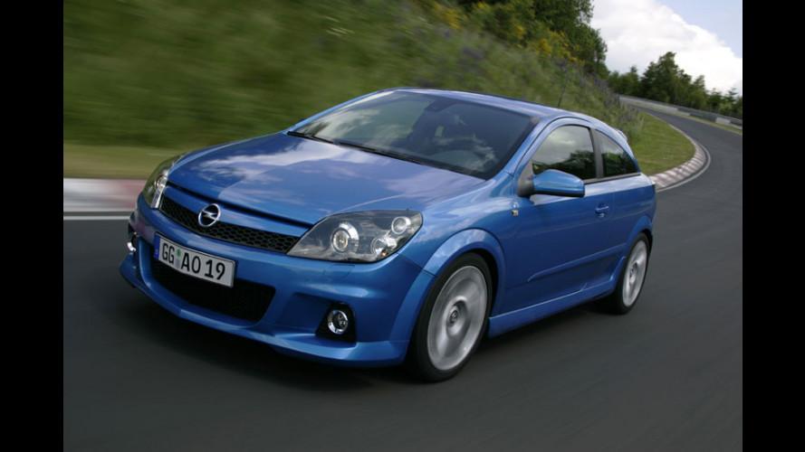 nuova gamma Opel OPC