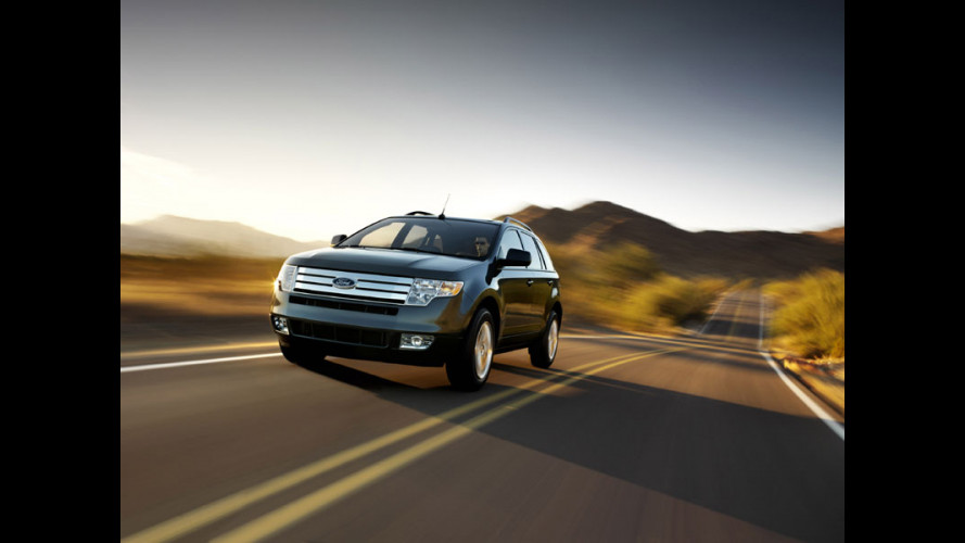 Ford Edge: un CUV