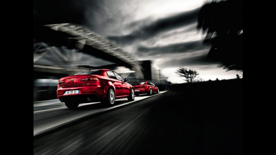 Alfa Romeo 1750 Turbo benzina