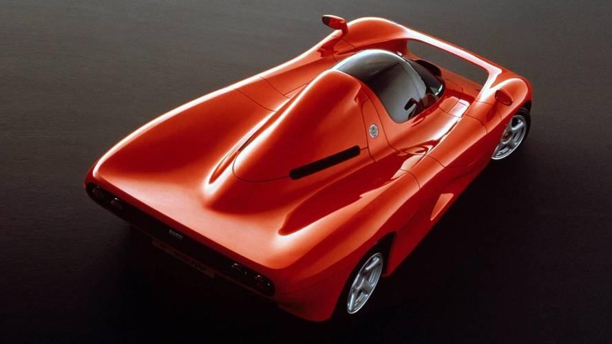 Unuttuğumuz Konseptler: 1992 Yamaha OX99-11