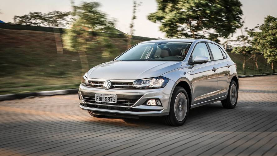 Varejo em 2018: VW Polo e Renault Kwid sobem, Etios Hatch despenca
