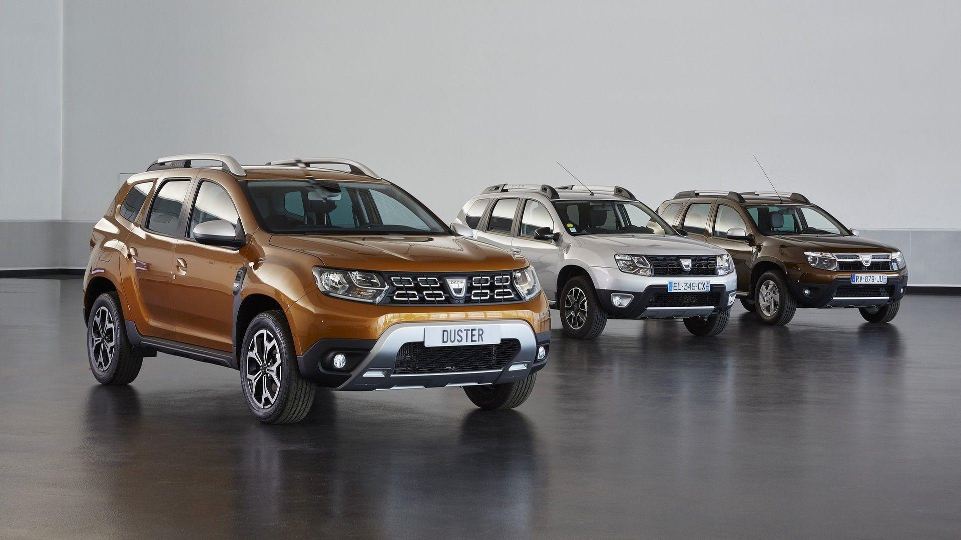 Precios Dacia Duster 2018 Seguro Que Te Interesan