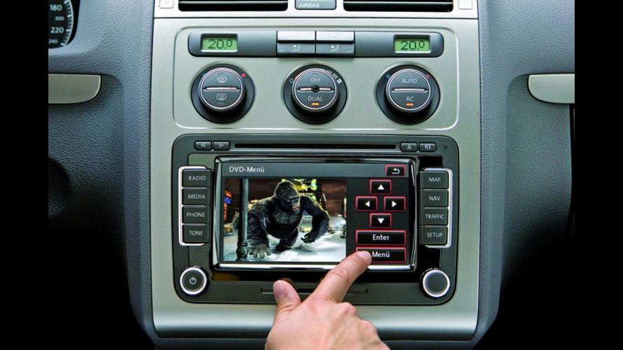 Il nuovo sistema RNS 510 di Volkswagen