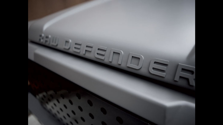 RAW Defender
