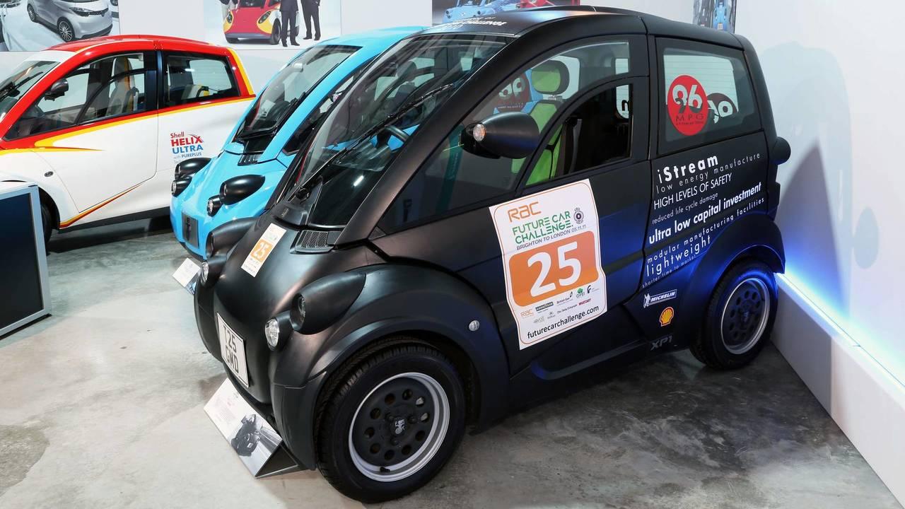 2010 GMD City Car