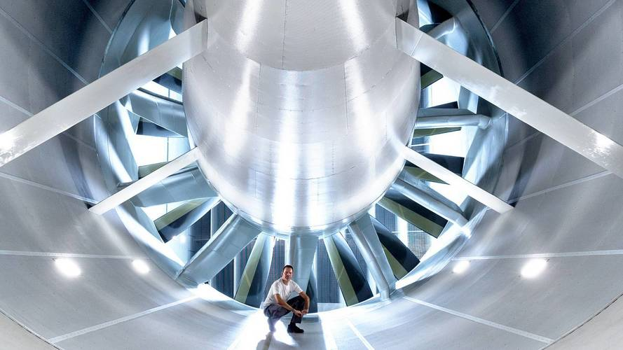 VW Inaugurates Wind Tunnel To Make Its 50+ New Cars Sleeker