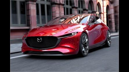 Mazda Kai Concept: Flotter Dreier