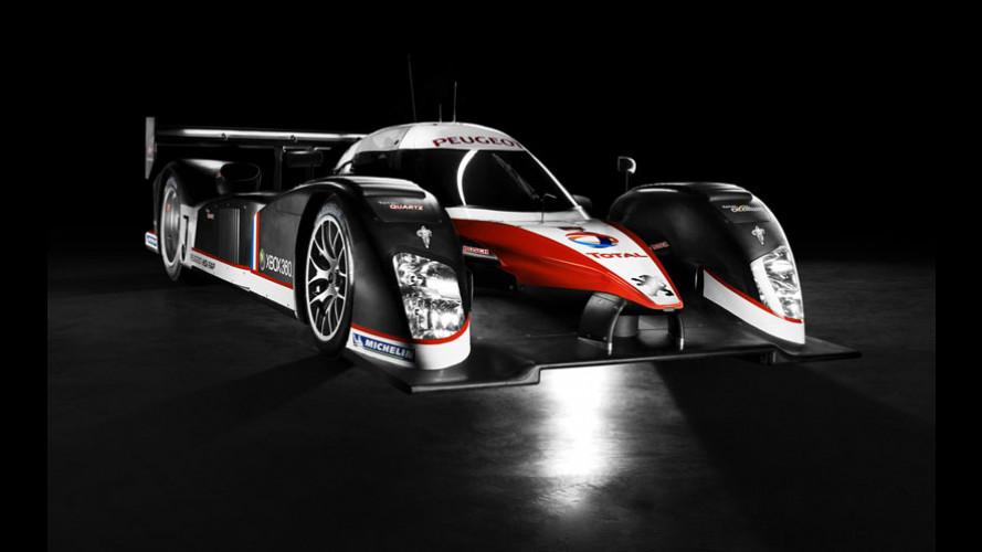 24 Ore di Le Mans: la Peugeot 908 polverizza ogni record in qualifica