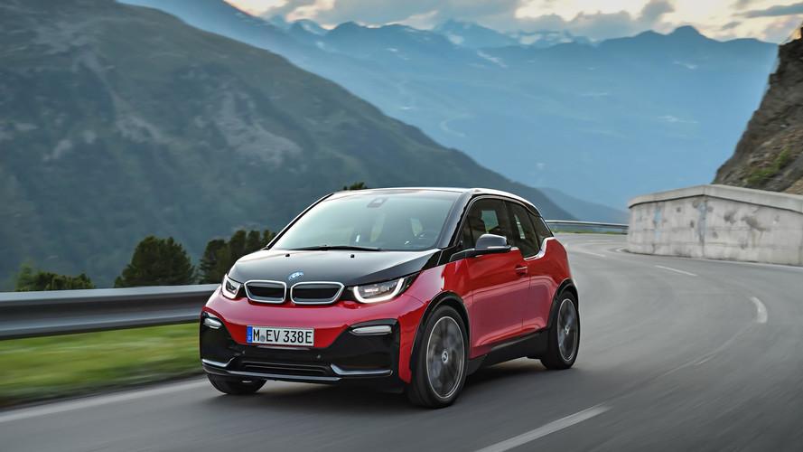 BMW maintient la production de l'i3 jusqu'en 2024